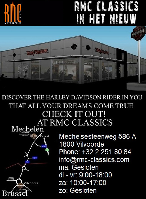 euro bikers advertisement logo hd rmc classics